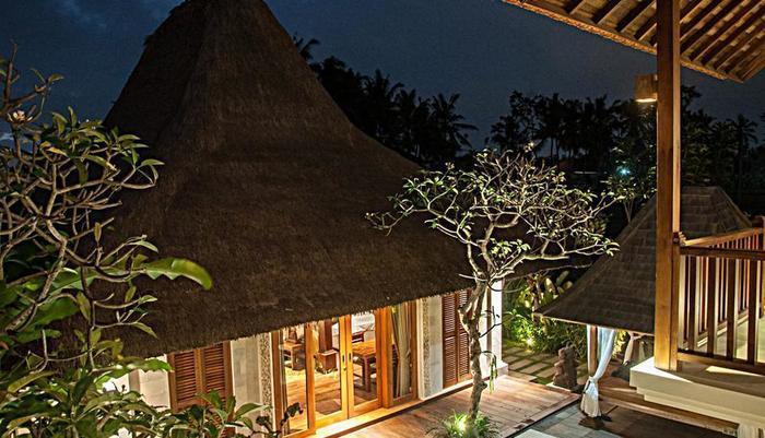 Dewarka Villa Bali - Eksterior
