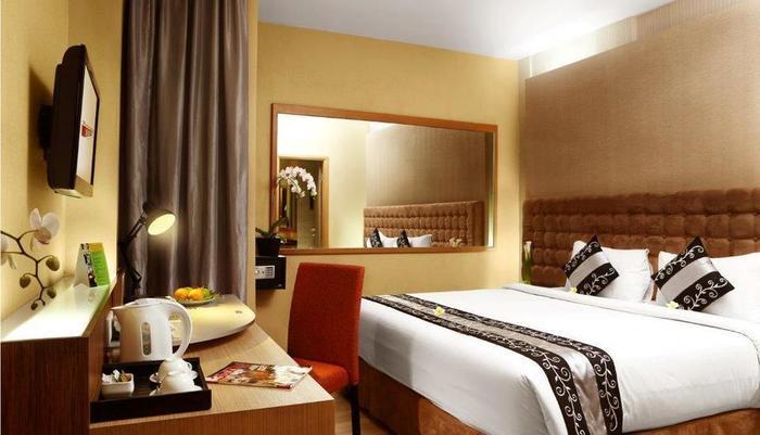 Rivavi Kuta Beach Hotel Bali - GOLD Deluxe/KING