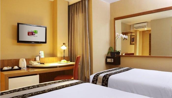 Rivavi Kuta Beach Hotel Bali - GOLD Deluxe/TWIN