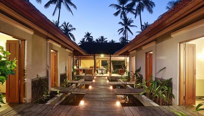 Nirwana Resort Bali - Spa Area