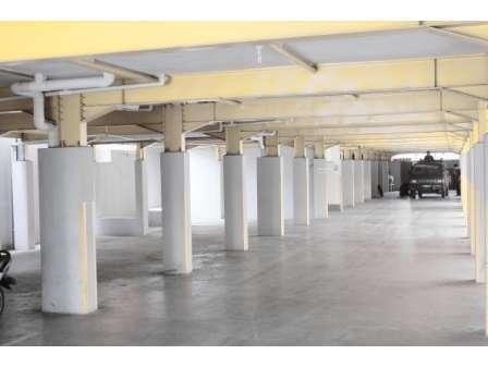 Hotel Olympic Semarang - Indoor Parking