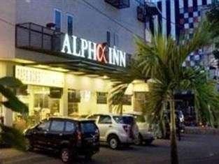 Alpha Inn Medan - Front