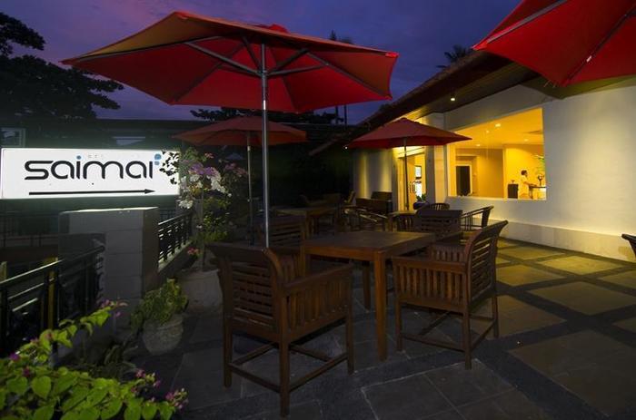 Saimai Residence Bali - Front View