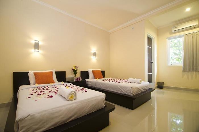 Saimai Residence Bali - Guest Room