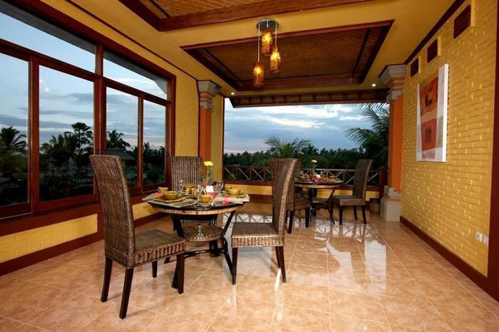 Guest House Kudos Bali - Restaurant