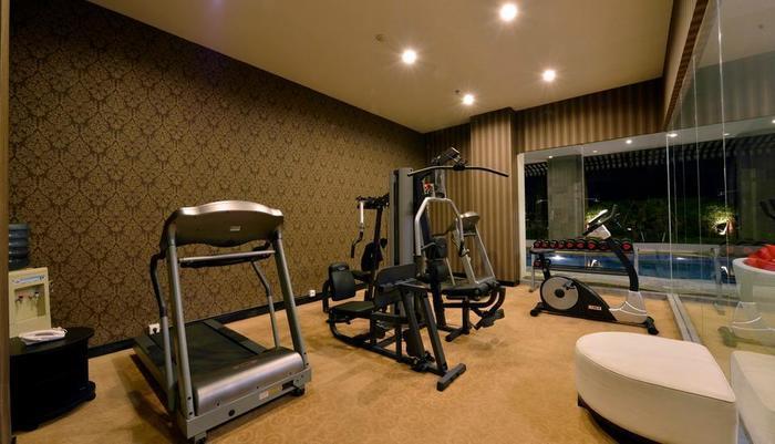 Hotel Amaroossa Bogor - Fitness center