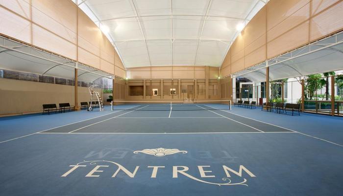 Hotel Tentrem Yogyakarta - Tennis Court