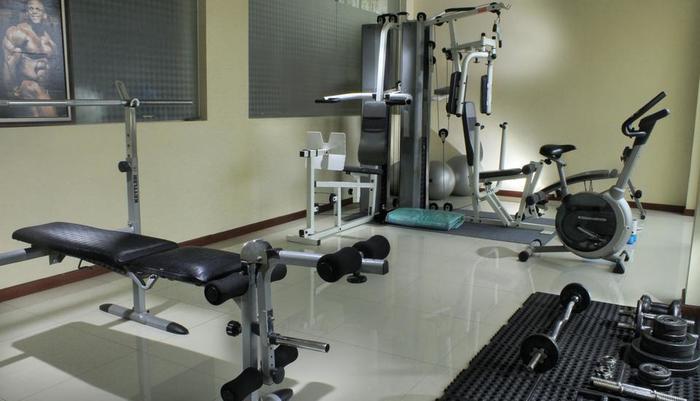Grha Ciumbuleuit Guest House Bandung - Gym Centre