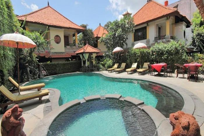 Hotel Royal Tunjung Bali - Pool