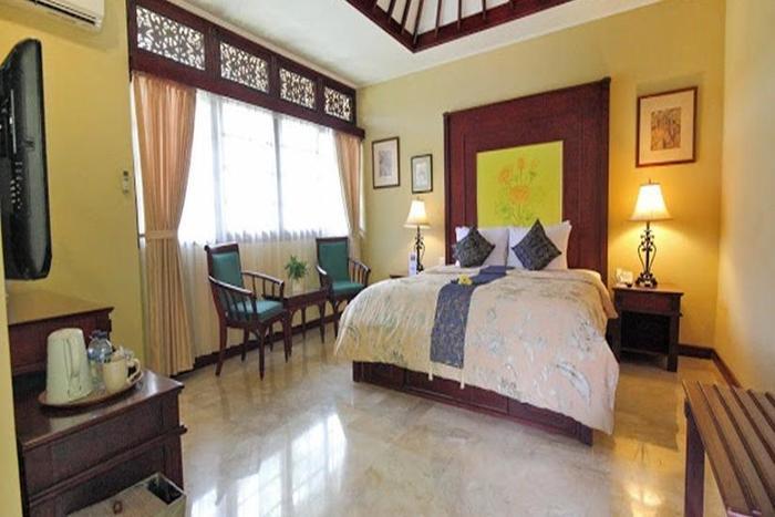 Hotel Royal Tunjung Bali - Guest room