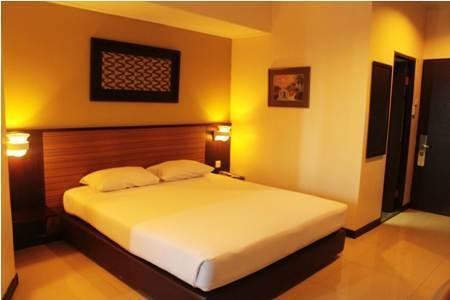 Losari Metro Hotel Makassar - Deluxe Double Room