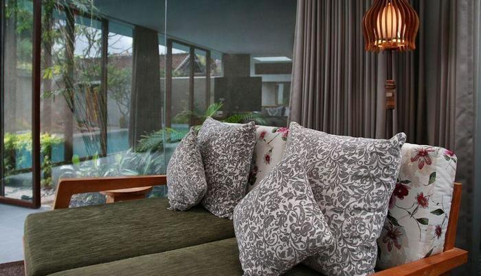 Ziva a Boutique Villa Bali - Living room