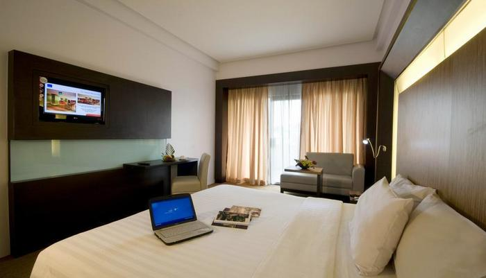 Novotel Batam - Superior room King Size
