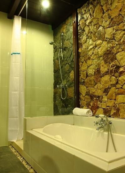 Villa Alcheringa Yogyakarta - Kamar mandi