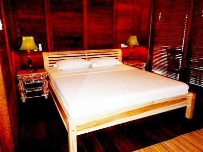 Drupadi Bungalows Lombok - Bedroom