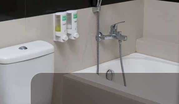 Qintani Hotel Cirebon - Bathroom