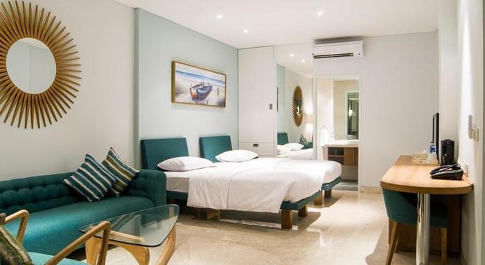 AQ-VA Hotels & Villas Bali - Guest Room
