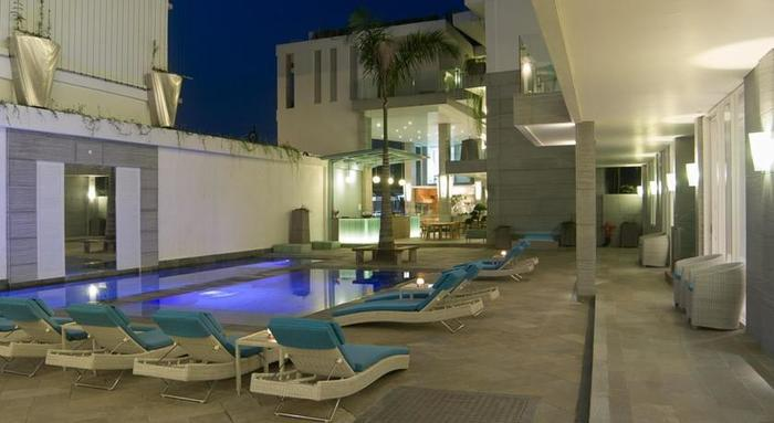 AQ-VA Hotels & Villas Bali - Swimming Pool