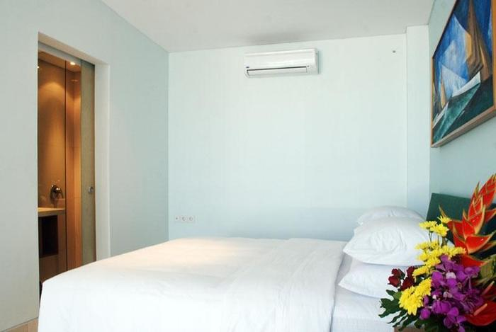 AQ-VA Hotels & Villas Bali - mezzanine suite