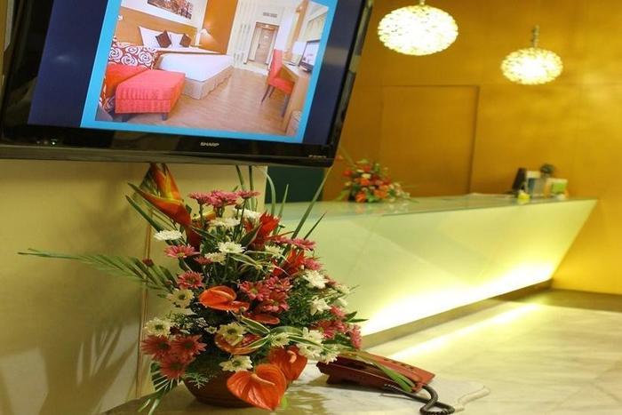 Kartika Graha Hotel Malang - Lobby