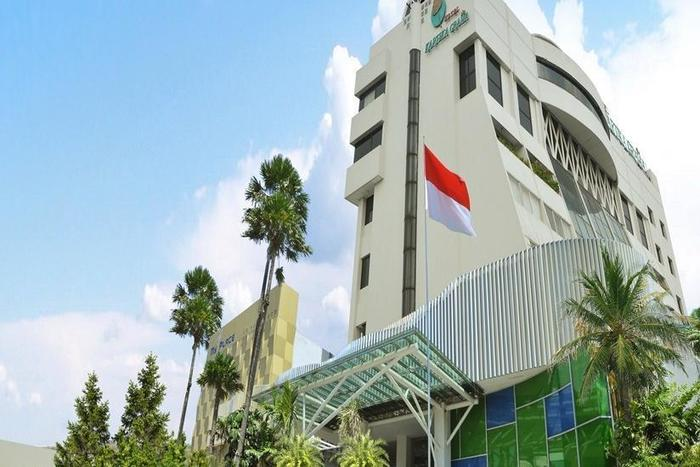 Kartika Graha Hotel Malang - Facade