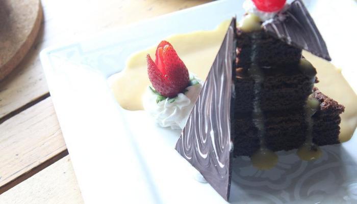 Kartika Graha Hotel Malang - Food