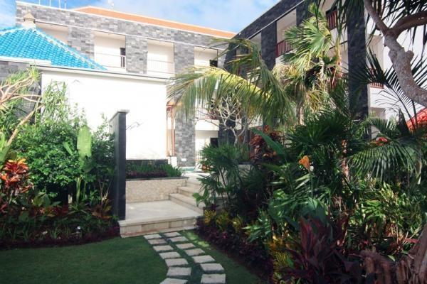 Mamo Hotel Bali - Taman