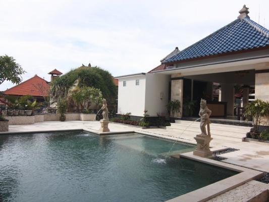 Mamo Hotel Bali - Swimming Pool