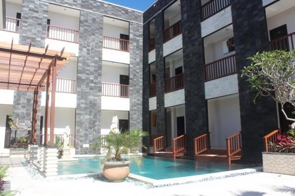 Mamo Hotel Bali - Front View