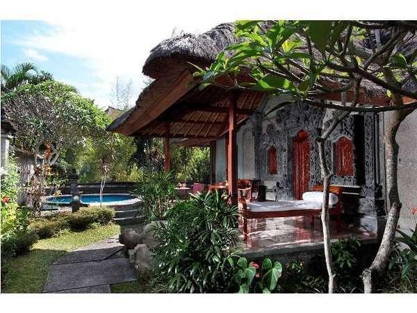 Santi Mandala Ubud - Plunge pool Villa - exterior