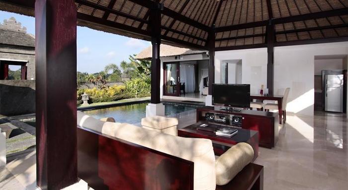 Santi Mandala Ubud - Room