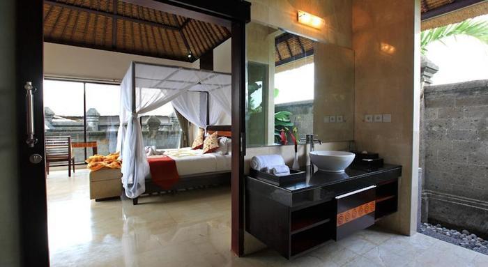 Santi Mandala Ubud - Bathroom