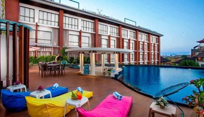 Ion Bali Benoa Bali - Pool