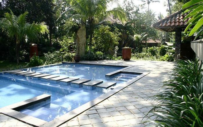 Kayu Arum Resort Salatiga - Swimming Pool