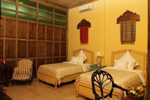 Kayu Arum Resort Salatiga - Superior Twin Room