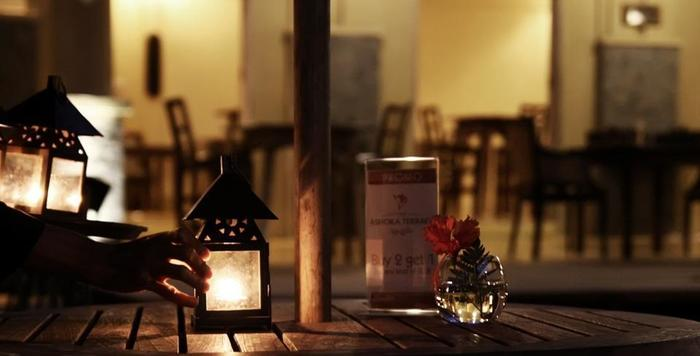 Kayu Arum Resort Salatiga - Bar Area