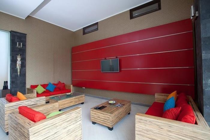 The Rishi Villa Bali - Lobby