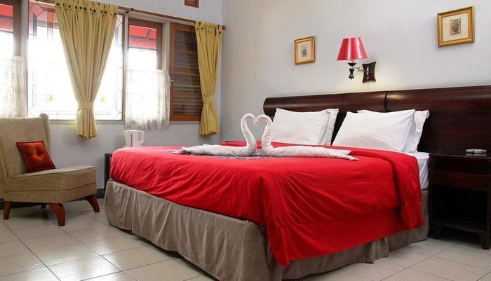 Rumah Asri Bandung - Deluxe Room