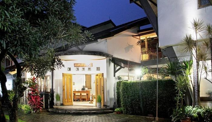 Rumah Asri Bandung - Front View