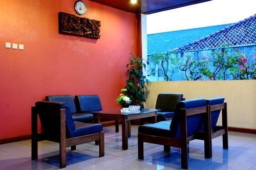 Kenangan Hotel Bandung - Terrace