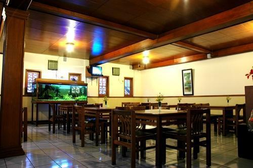 Kenangan Hotel Bandung - Restaurant