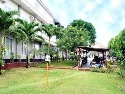 Hotel Andalas Permai Bandar Lampung - Garden