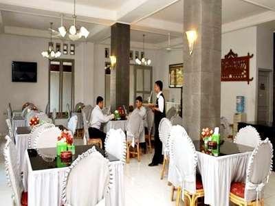 Hotel Andalas Permai Bandar Lampung - Restaurant