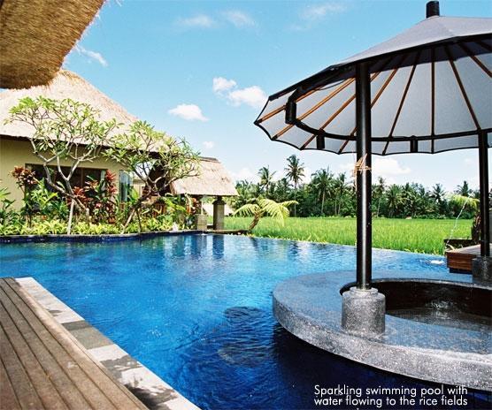 Biyukukung Suites & Spa Bali - Swimming Pool