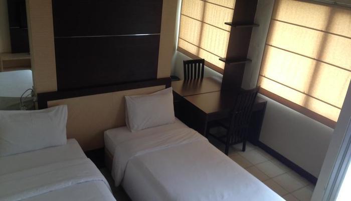 Centro City Service Apartment Jakarta - Superior Twin