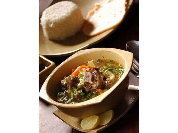Sangria Resort & Spa Bandung - Restaurant Menu