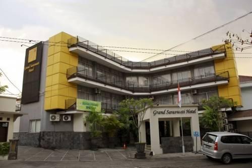 hotel Grand Saraswati - semarang