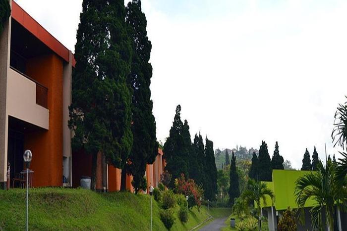 Amanda Hills Hotel Semarang - Exterior