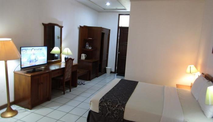 Amanda Hills Hotel Semarang - Deluxe room