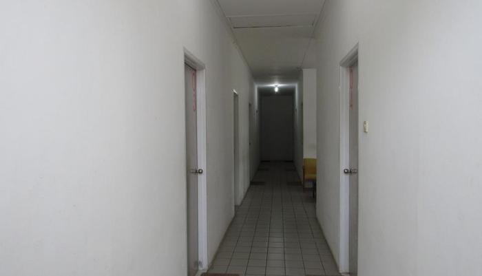 Amanda Hills Hotel Semarang - Corridor